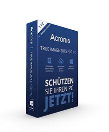Acronis True Image 2015 für PC - 1 PC