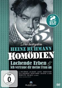 Die lustigsten Heinz Rühmann Komödien [2 DVDs]