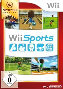 Wii Sports [Nintendo Selects]