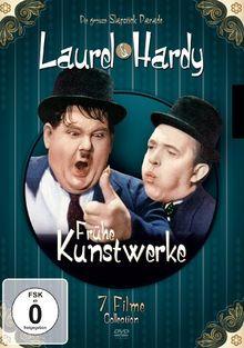 Laurel & Hardy - Frühe Kunstwerke