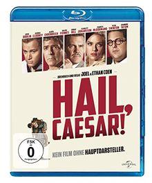 Hail, Caesar! [Blu-ray]
