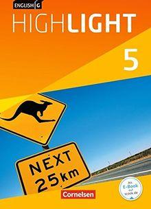 English G Highlight - Hauptschule: Band 5: 9. Schuljahr - Schülerbuch: Festeinband