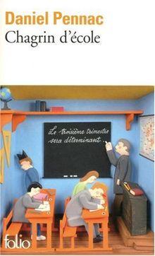Chagrin d'école (Folio)