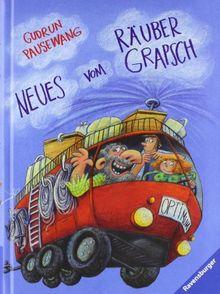 Vorlese- und Familienbücher: Neues vom Räuber Grapsch