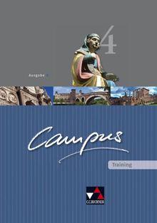 Campus B / Training B 4: Gesamtkurs Latein in vier Bänden / Zu den Lektionen 103-119