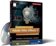 Adobe After Effects 7 - Fortgeschrittene Projekte - Video-Training auf DVD