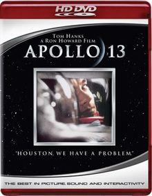 Apollo 13 [HD-DVD] [Region 2] (IMPORT) (Keine deutsche Version)
