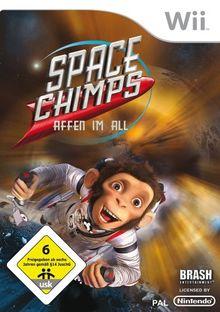 Space Chimps: Das Videogame