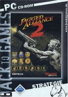 Jagged Alliance 2 (Back to Games)