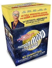 Hinterm Mond gleich Links - Die Komplettbox mit 139 Folgen auf 24 DVDs (Cigarette Box mit Episodenguide und Puzzle-Poster aus den Karton-Sleeves / limitiert und exklusiv bei Amazon.de