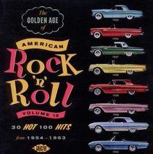 American Rock 'n' Roll Vol.12