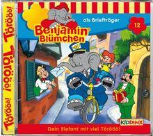 Benjamin Blümchen 012 als Briefträger