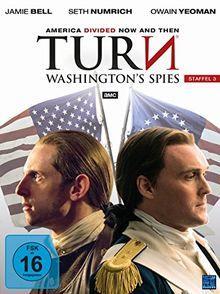 Turn - Washington's Spies - Staffel 3 [4 DVDs]