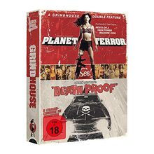 Grindhouse - Limited Tape Edition [Blu-ray]