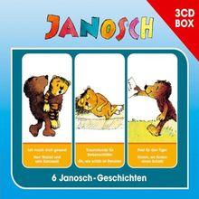 Janosch - 3-CD Hörspielbox