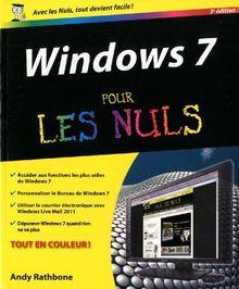 Windows 7 3e pour les nuls