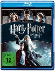 Harry Potter und der Halbblutprinz (1-Disc) [Blu-ray]