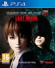 Dead or Alive 5 Last Round (Playstation 4) [UK IMPORT]