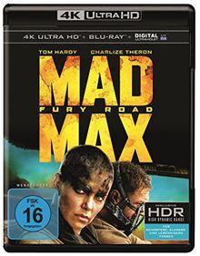 Mad Max: Fury Road (4K Ultra HD) [Blu-ray]
