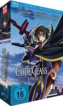 Code Geass - Lelouch of the Rebellion - Staffel 1 / Gesamtbox - Episoden 01-25 [Blu-ray-Box mit Schuber]