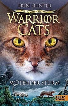 Warrior Cats - Vision von Schatten. Wütender Sturm: Staffel VI, Band 6