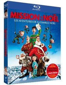 Mission : noël [Blu-ray]