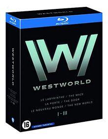 Westworld, saisons 1 à 3 [Blu-ray] [FR Import]