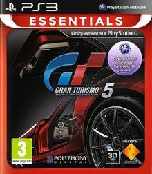 Gran Turismo 5 Essentiels