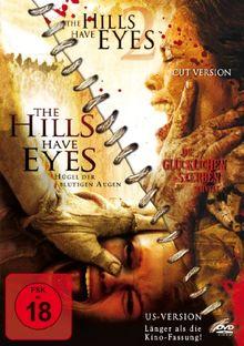 The Hills Have Eyes - Hügel der blutigen Augen / The Hills Have Eyes 2 - Die Glücklichen ... ( [2 DVDs]