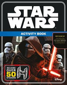 Star Wars: The Force Awakens Activity Book with Stickers