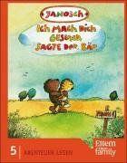 """Ich mach dich gesund, sagte der Bär: Die Geschichte, wie der kleine Tiger einmal krank war. Edition ELTERN """"Abenteuer Lesen"""". Nr. 5"""