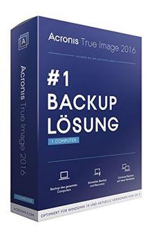 Acronis True Image 2016 - Minibox 1 Lizenz